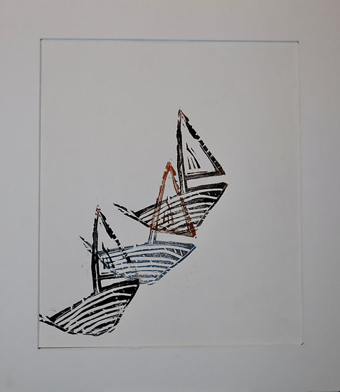 Sailing 5 By Rohan Kumara