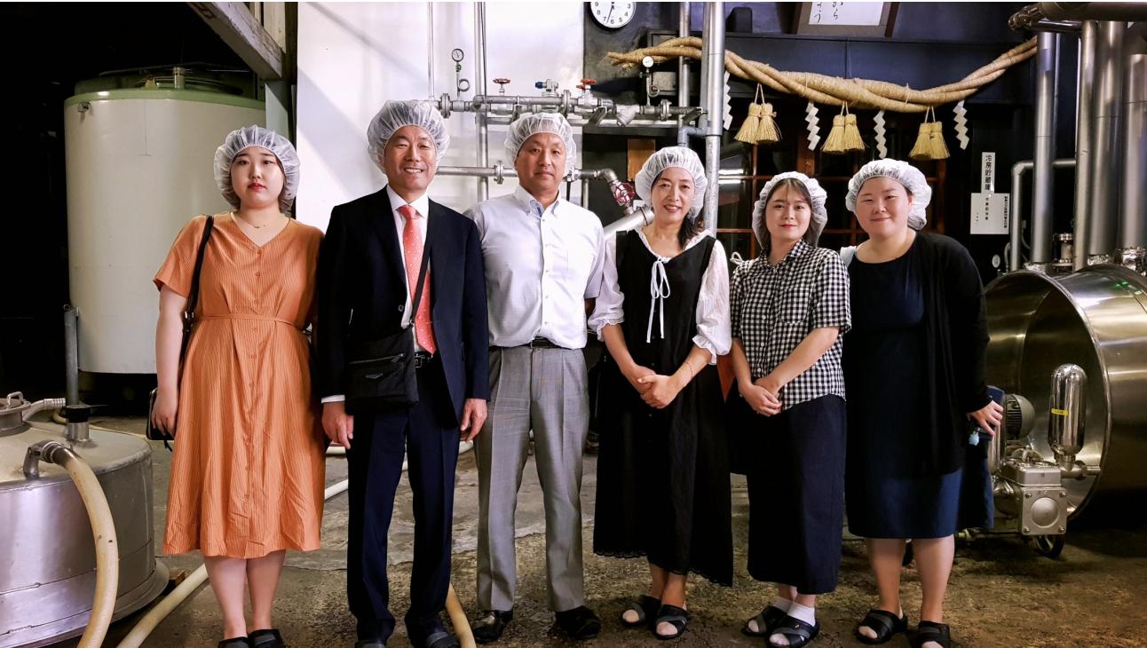 2018 동아시아문화교류 대표축제 참가교류협의