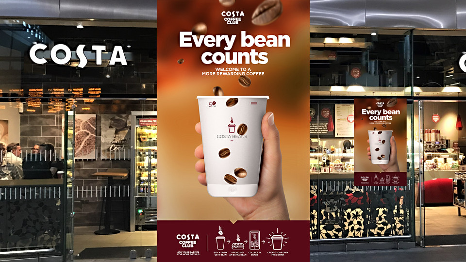 Costa Coffee Club