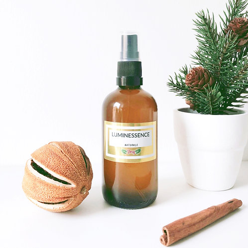 Christmas Joy Natural Room & Linen mist ~ 4 pure essential oils