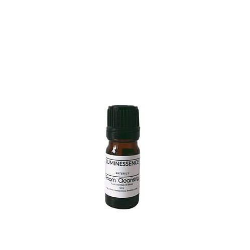 Room Cleansing Pure Essential Oil Blend 5ml  with 5 Pure  essential oils