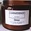 Thumbnail: 100% Naturalna  świeca sojowa do aromaterapii  z trzema knotami ( 2 certyfikowane olejki eteryczne)