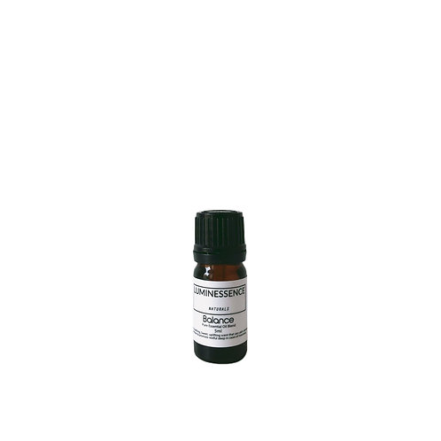 Balance Pure Essential Oil blend 5ml with 3 pure & clean essential oils