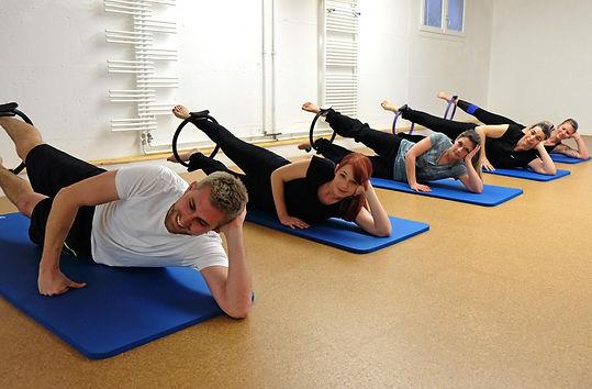Pilates für Ihre Mitarbeiter