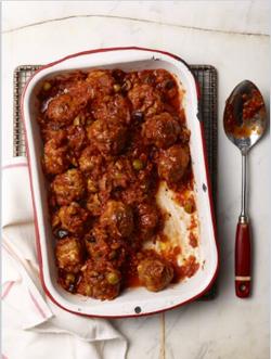 Lamb & Feta Meatballs