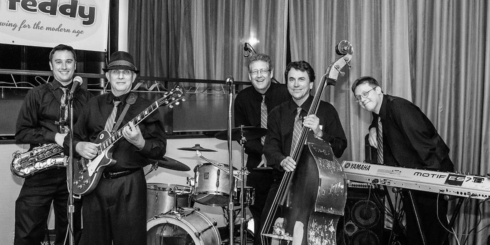 Live Jazz and Swing Dance Brunch with King Teddy