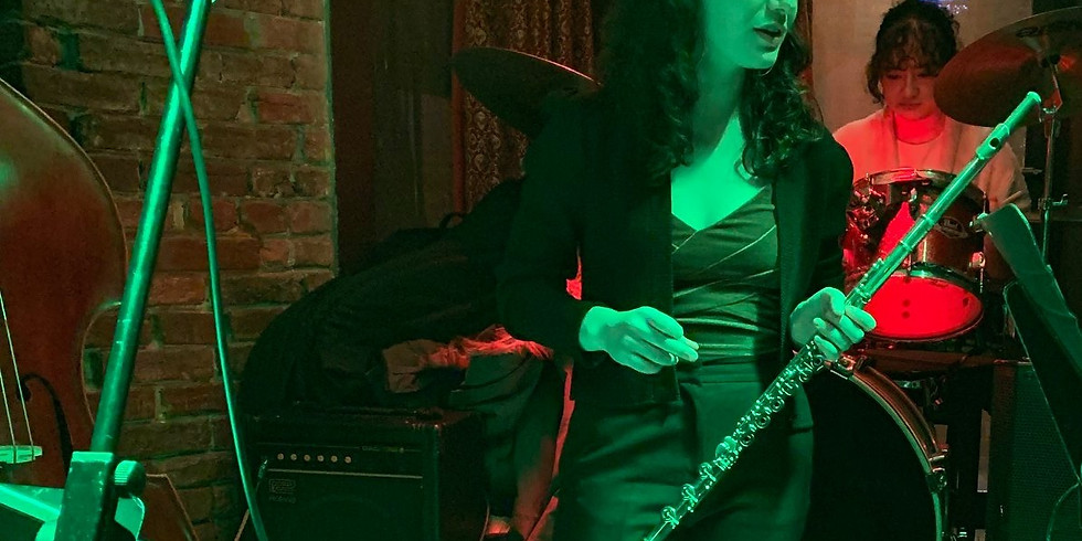 Live Jazz Music by Alex Hamburger Duo - Every Tuesday