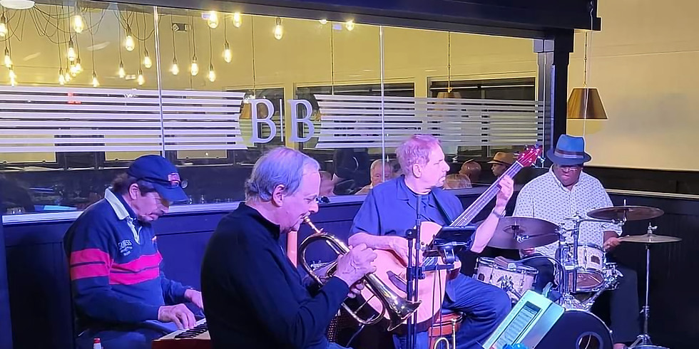 Jazz  with Phil Heiliger, Chuck Ferrell, Steve Kaufman  and Edward Plant - 2nd Saturday