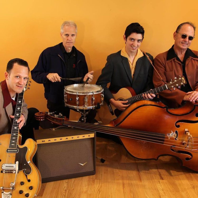 Live Jazz and Swing Dance Brunch with Rock-A-Sonics