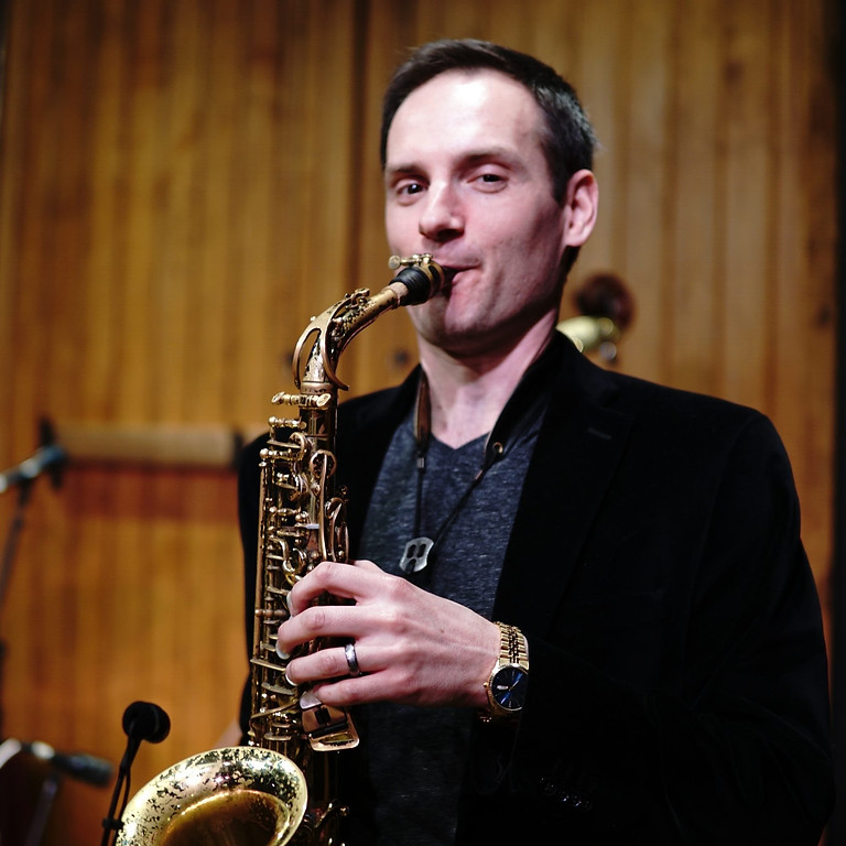 Jazz saxophonist and composer John Kocur Live Music  Duo - Every Wednesday