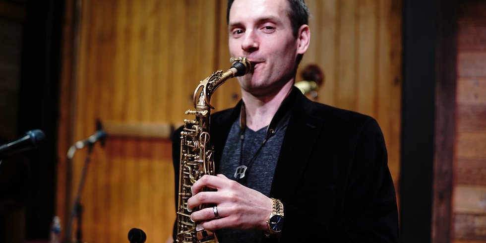 Jazz saxophonist and composer John Kocur Live Music  - Every Wednesday