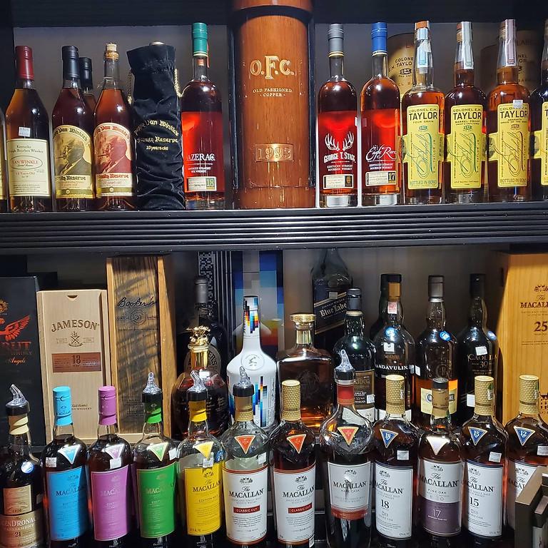 BB Bourbon 101 - Bi Weekly Bourbon Tasting Event
