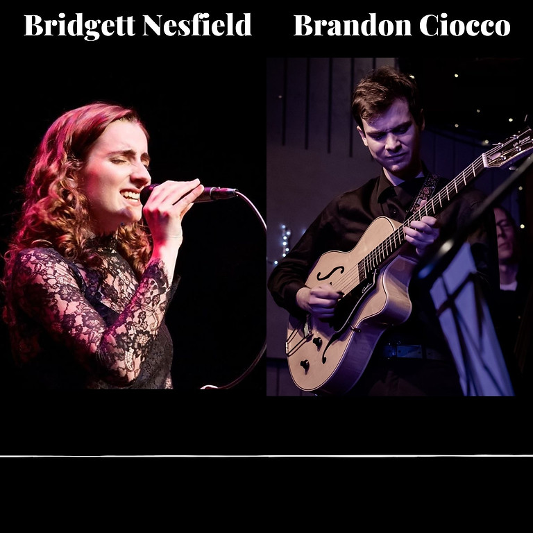 Jazz and Pop by the Nesfield/Ciocco Duo