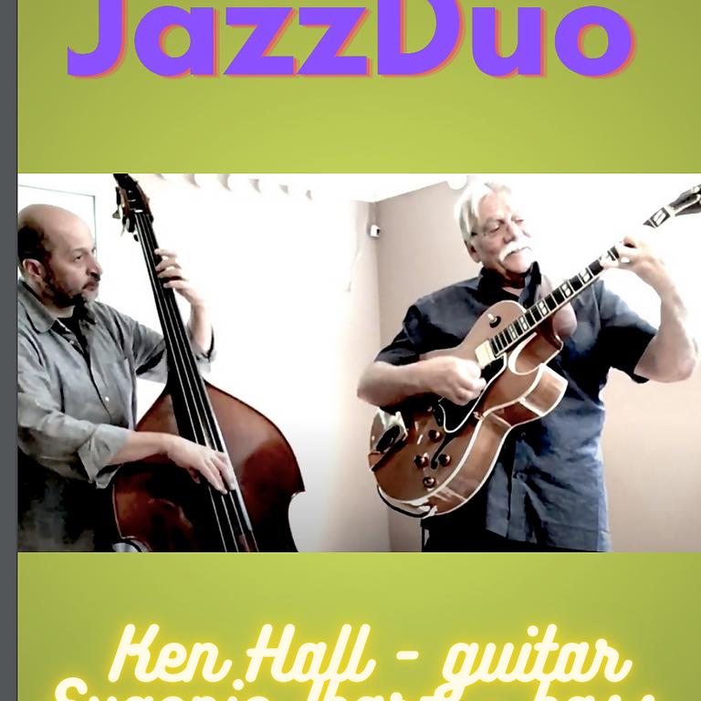 Hall/Ibarz Jazz Instrumental duo - Every Thursday