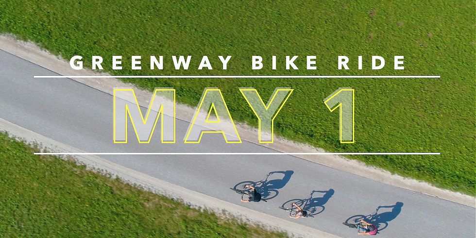 May Day Bike Ride (rescheduled from 4.24)
