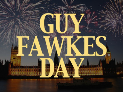 Virtual Guy Fawkes Day