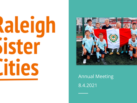 Reviewing the 2021 Annual Meeting