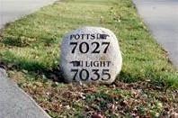 Granite Address Boulder