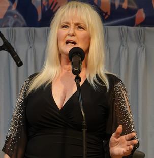 Barbara at Tri Par Show