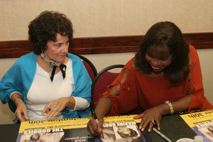 Maryann and Maxine Brown
