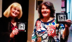 Barbara and Maryann - with New CD Your Love
