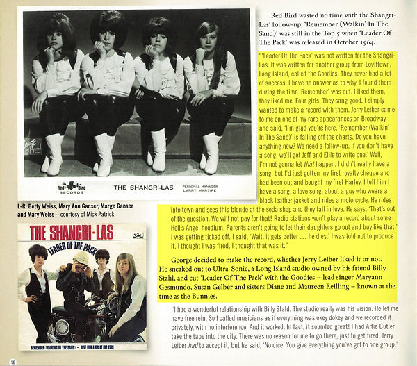 The Shadow Morton Story and The Goodies