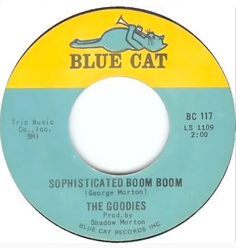 Sophisticated Boom Boom Record
