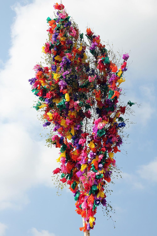 schon zum 47. Mal feiert die CDU Rudow Im Wonnemonat Mai. Foto: pixabay
