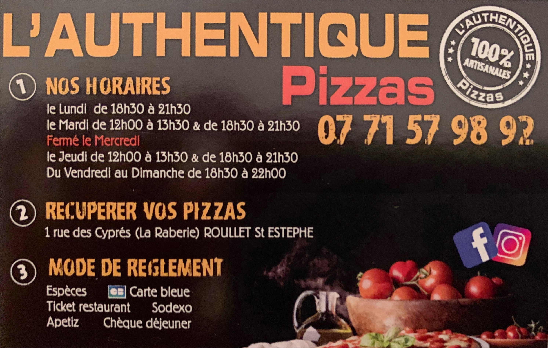 Authentique Pizza