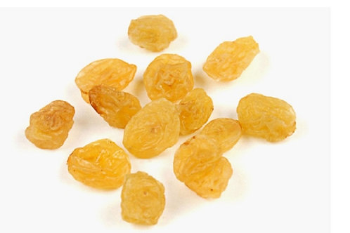 Golden Raisins 5 lbs. case