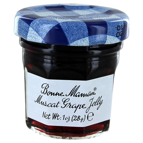 Bonne Maman Muscat Grape Jelly 1 Case (60-1oz. jars)