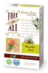 Free For All Kitchen Olive Oil & Herb