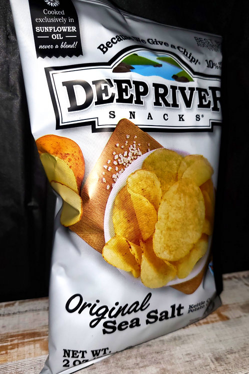 DEEP RIVER ORIGINAL SEA SALT