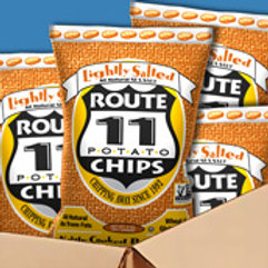 Route 11 Lightly Salted 2 oz.