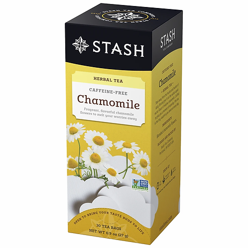 Chamomile Tea 30 ct