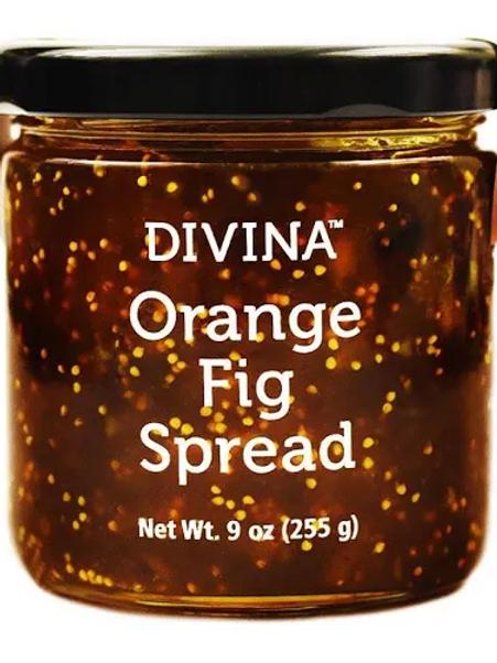 Divina Orange Spread 9oz.(12ct.) case
