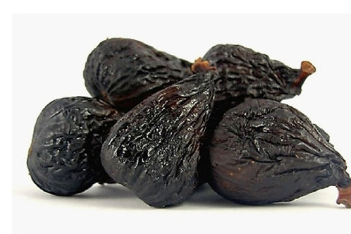 Dried Black Mission Figs 5lbs. case