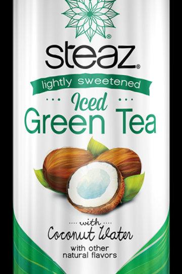 Steaz Organic Iced Tea