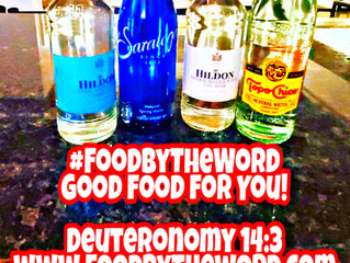 Food By The Word Good Food For You!