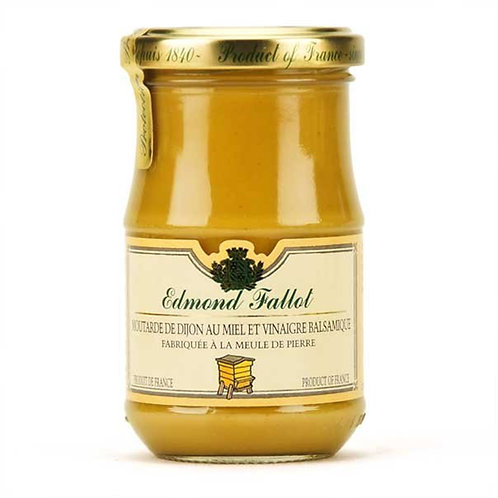 Edmond Fallot Honey Balsamic 7oz. jar