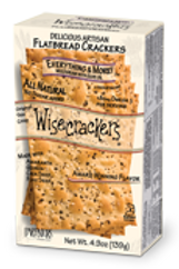Wisecrackers Flatbreads Everything & More