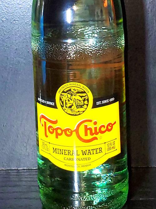 Topo - Chico - Aqua Mineral Water 11.5oz - 24ct. Case