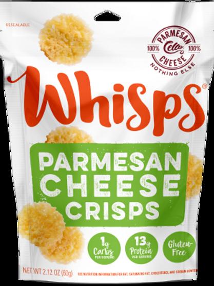 Whisps Parmesan Cheese Crisps 12 - 2.12oz. bags