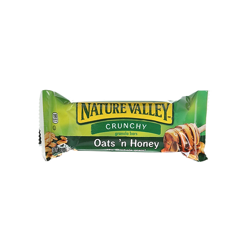 Nature Valley Oats & Honey Crunchy Granola Bars 1.5 oz. - 18ct. box