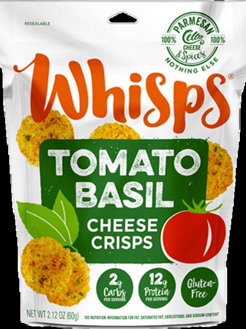 Whisps Tomato Basil 12 - 2.12oz. bags