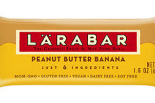 LARA BAR PEANUT BUTTER BANANA Box 6 ct.