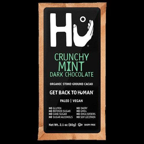 HU STONE GROUND CRUNCHY MINT Box 12- 2.1oz