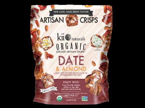 Kii Naturals Organic Bites Date & Almond