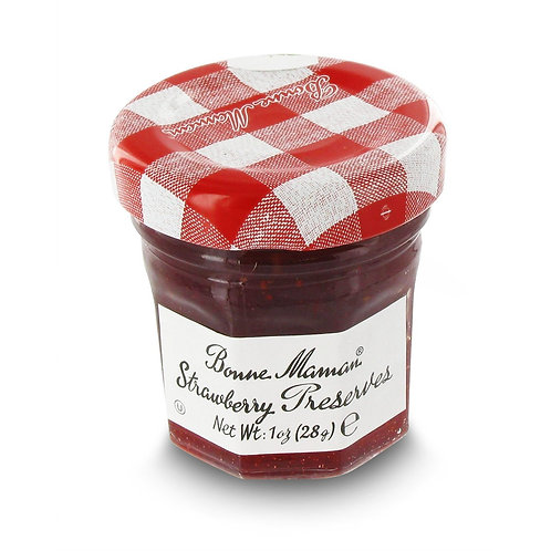 Bonne Maman Strawberry 12-1oz.jars