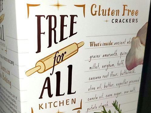 Free For All Kitchen Olive Oil & Sea Salt